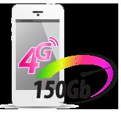 Интернет 150 Гб