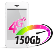 Интернет 150 Гб 2017